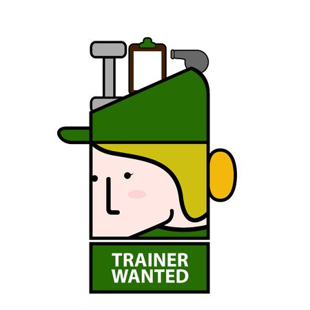 Trainer wanted avatar image