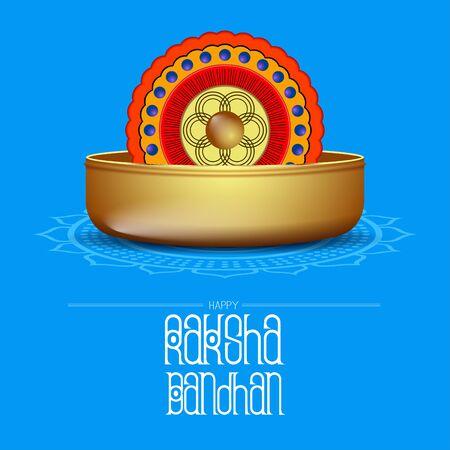 Raksha bandhan poster  イラスト・ベクター素材