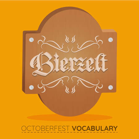 Bierzelf brown vocabulary design