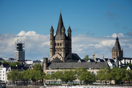 ケルンのグレート・セント・マーティン教会 ,2017 報道画像