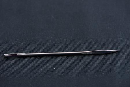 Hand Stitched Triangle Sewing Needle Leather Carving Handmade Tool NeedleTriangular NeedleLeather Needlef