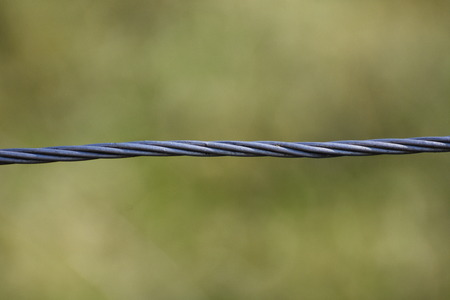 twisted cable,metallic cable, twisted