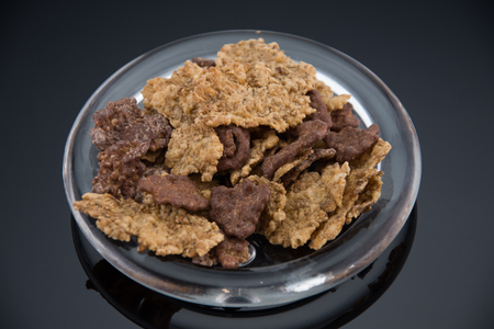 Breakfast Cereal, Cereal Plant, chocolate flakes