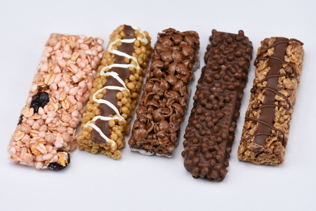 muesli or cereal bar