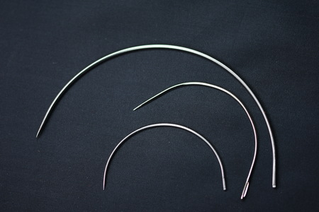 Curved Sewing Needles