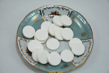 effervescent tablets, magnesium, vitamin C
