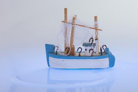 Little Toy Boat