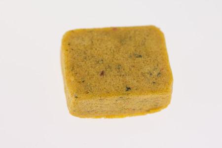 Chicken bouillon cubes, soup