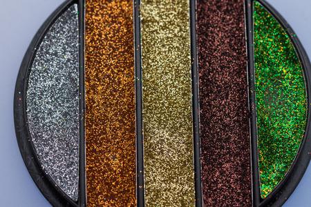 Reflections holographic glitter kit Stock Photo