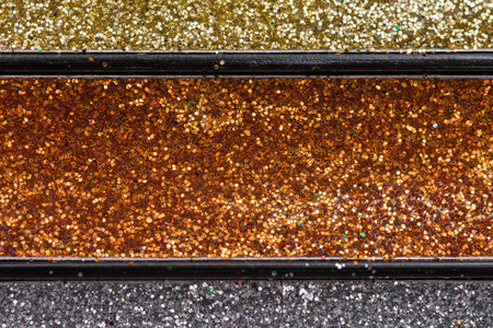 Reflections holographic glitter kit Stock Photo