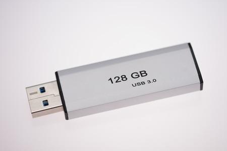 Clé USB, rétractable, clé USB 3.0, 128 Go