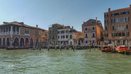 Canal Grande  Italy,Venice,2019,march