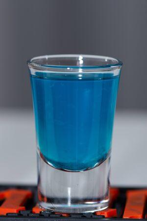 cocktails shooter, shot at wedding reception