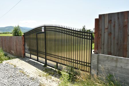 BistriÈ ›a Mountains, Heniu, Bistrita, paisaje de verano en Stramba 2019, RUMANIA
