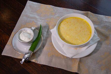 Romanian Tripe Soup, Ciorba de Burta