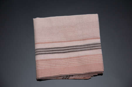 new handkerchief with lines