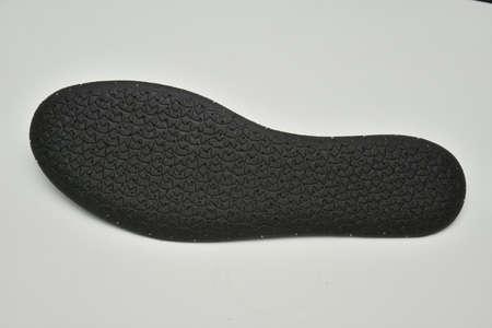gray black Shoe Insoles ,dorsal part