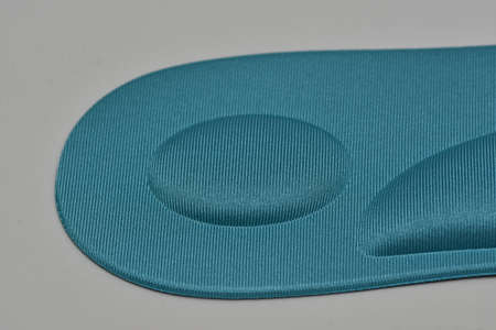 new brown Shoe Insoles Stock Photo