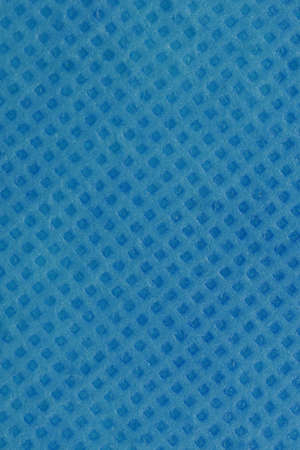 New blue shoe insoles detail background Stock Photo