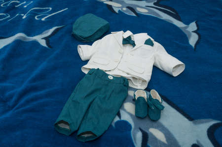 Baby Boys Christening Outfit Suit