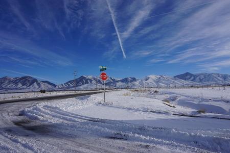 Winter Crossroads