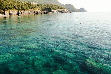 maratea: Sea and coast of Maratea, Basilicata, Italy