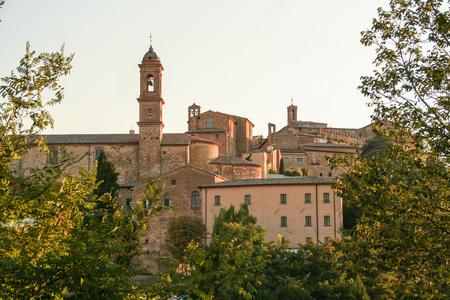 montepulciano: Montepulciano, Tuscany, Italy