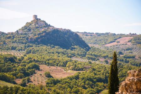 Tuscany courtryard