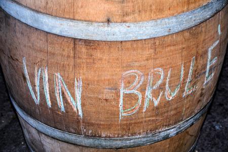 tannins: vin brule , hot spiced wine served in winter