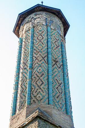 Ince Minareli Medrese in Konya , Cappadocia, Turkey