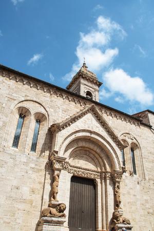 san quirico: Collegiata dei santi Quirico e Assunta, San Quirico dOrcia,