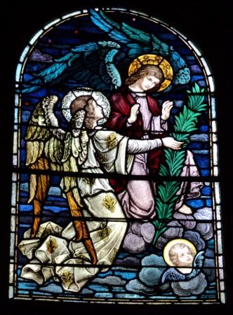 angel gabriel: Angel Gabriel Visits Mary