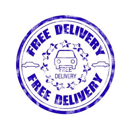 címke pünkösd szöveget szállítás ingyenes vektoros illusztráció Illusztráció