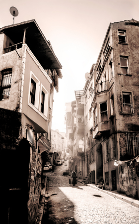 lonelyness: Streets of Istanbul