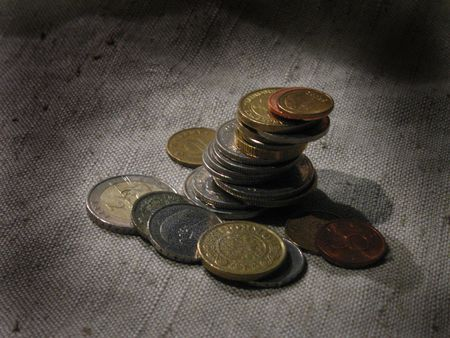 coined: Coins