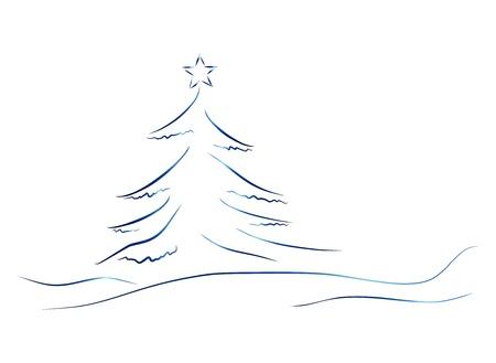 겨울 나무