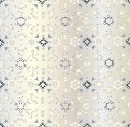 silver background - vector illustration Stock Vector - 13046409