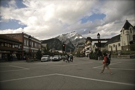 banff: Town of Banff
