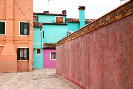 colourful houses: colorful houses