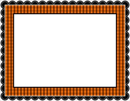 Halloween pastel Frame