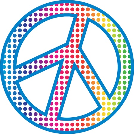 anni settanta: Segno di pace