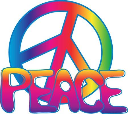 preadolescentes: Texto de paz con el signo de la paz