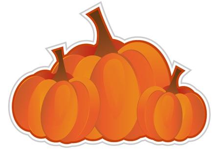 Pumpkins Ilustração