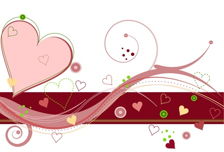 Valentines Sweetheart Stock Vector - 9917739
