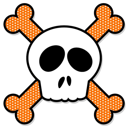 Skull and Crossbones Stock Vector - 10029864