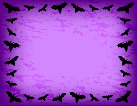 Bat Frame Vector
