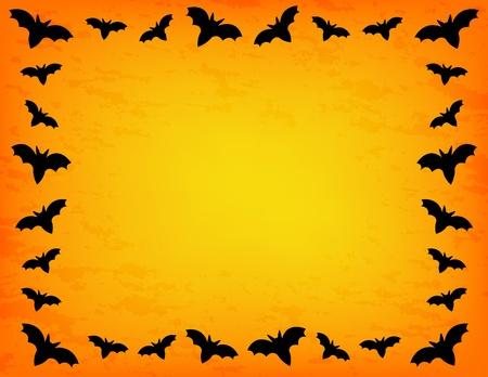 wallpaper: Bat Frame