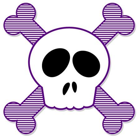 deces: T�te de mort