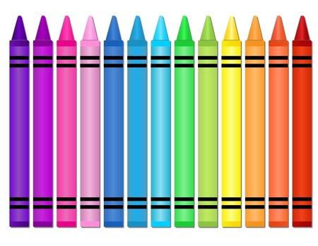 kinder: L�pices de colores