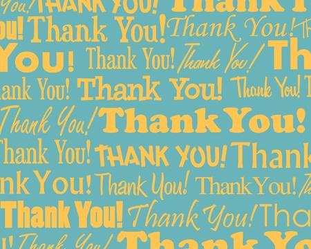 thankful: Gracias - conjunto agrupado de diferentes Gracias de texto